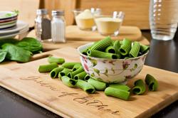 Rigatoni - Spinach