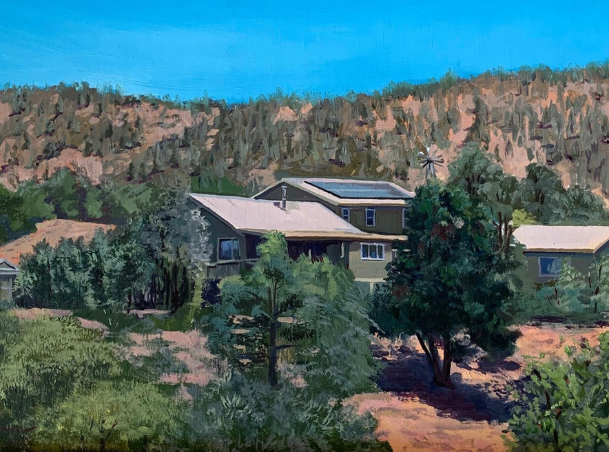 Payson Commission - Oil Painting