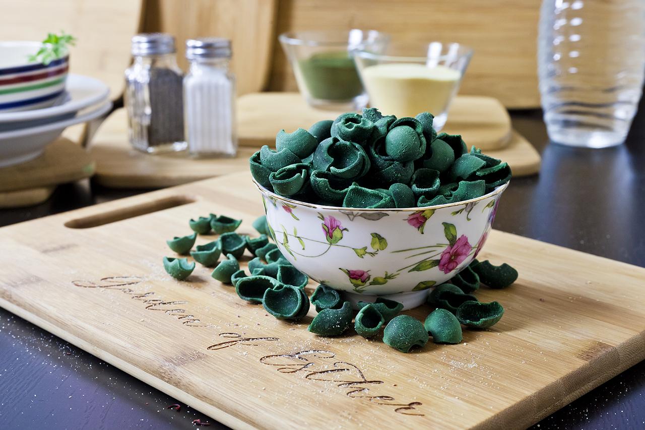Orecchiette - Green Spirulina