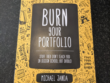 Book Review - Burn Your Portfolio