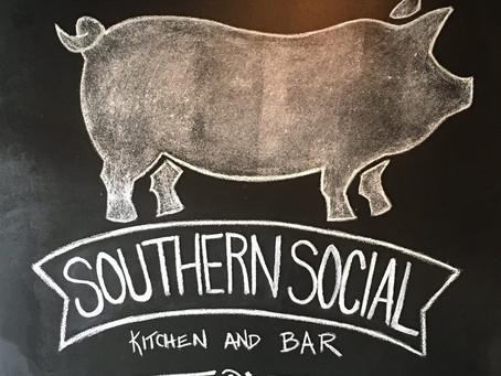 Hello, Southern Social Kitchen & Bar!
