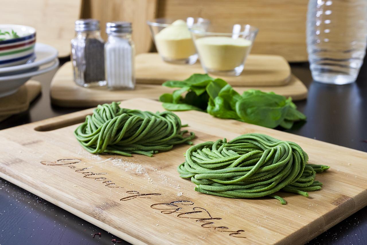 Linguine - Spinach