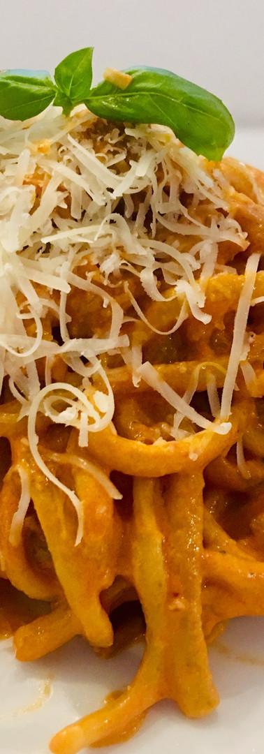 recipe garlic basil linguine