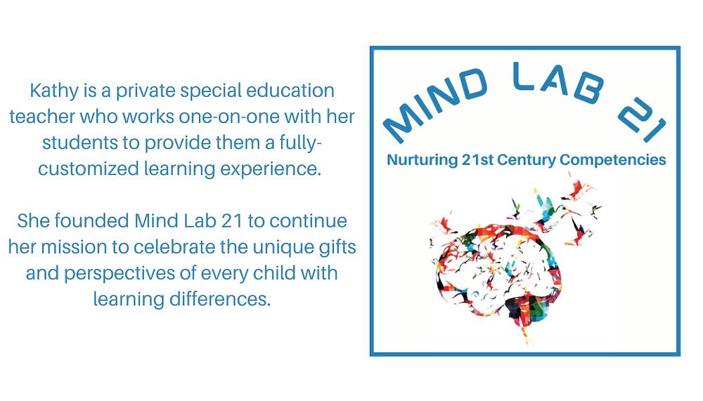 Kathy Denious Mind Lab 21