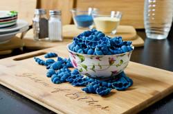 Conchiglia - Blue Spirulina