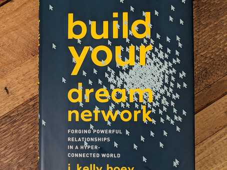 Book Review - Build Your Dream Network