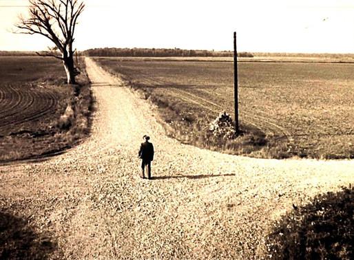 Tribeless Topics: At the Crossroads