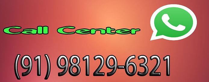 tela de fundo para o numero do calcenter