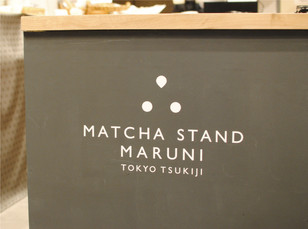 MATCHA STAND MARUNI