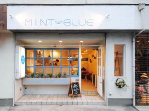 MINT BLUE