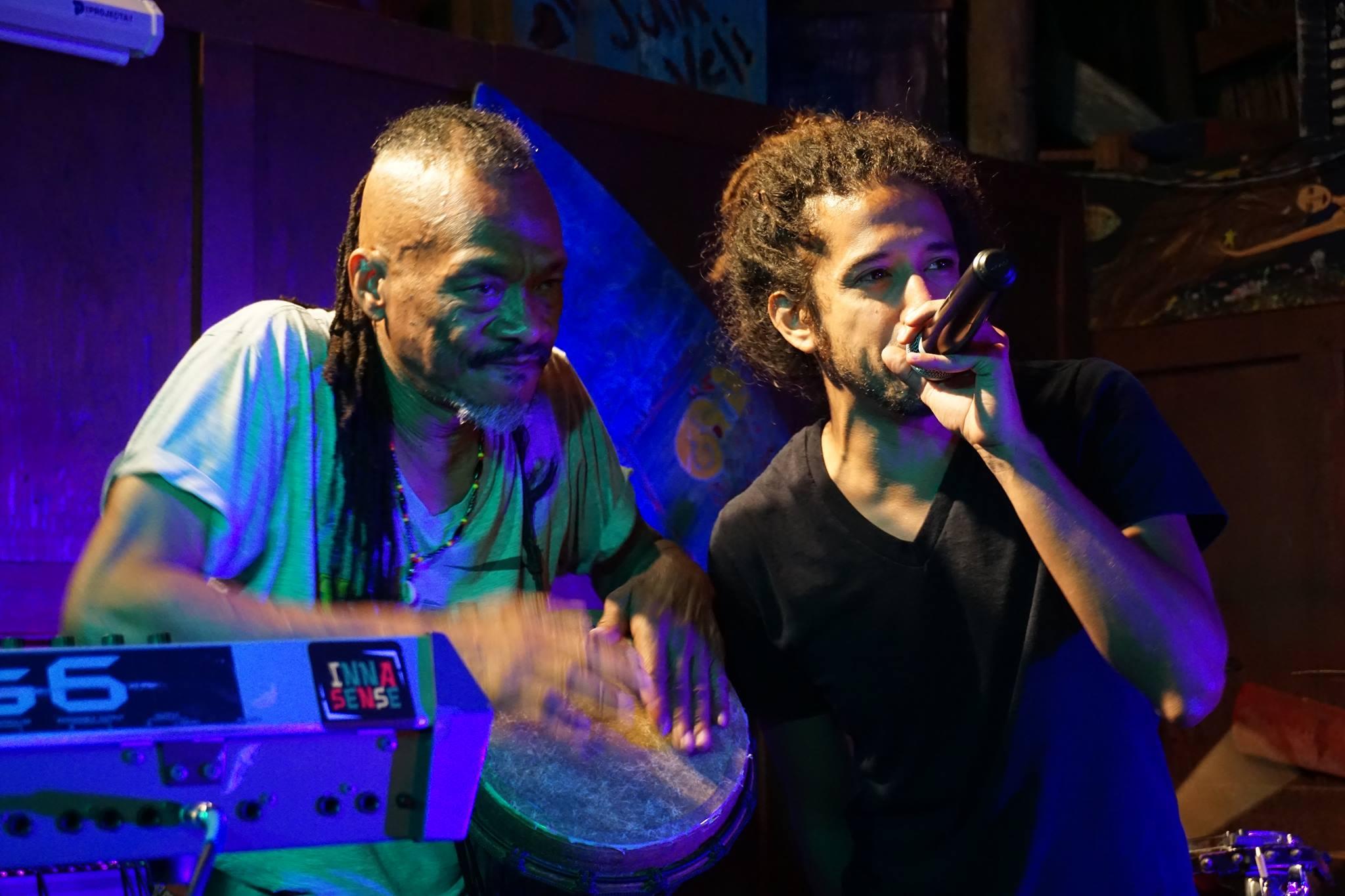 Luna Live Salsa, Merengue, Reggae