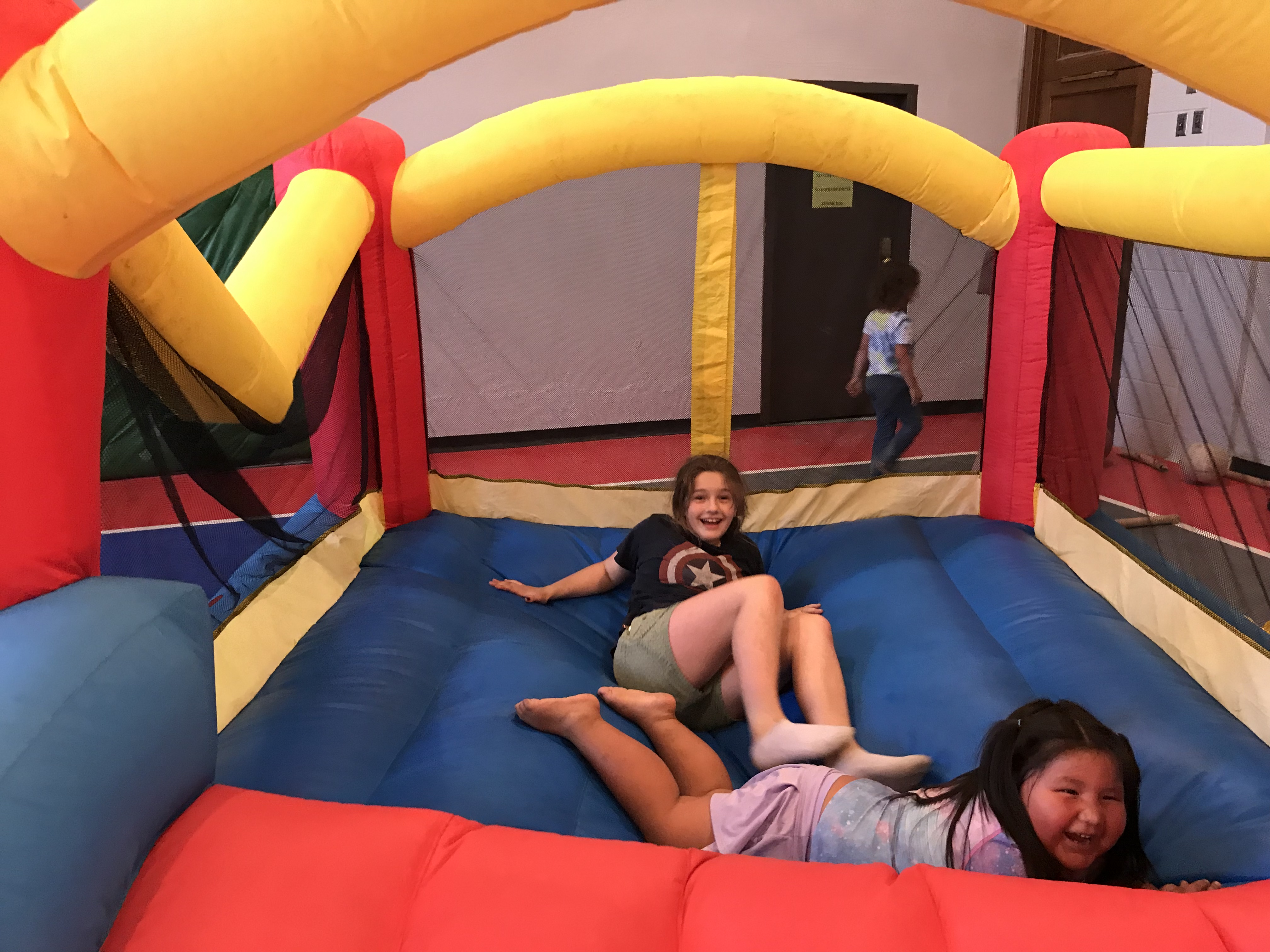 Bouncy House Fun