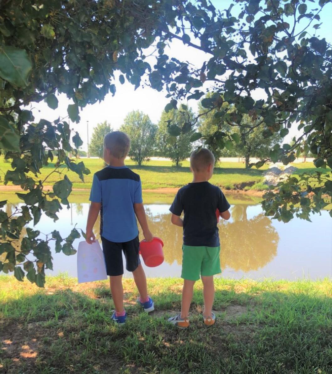 2019 Pond Exploring