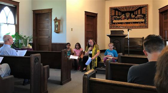 2018 Children's Sermon