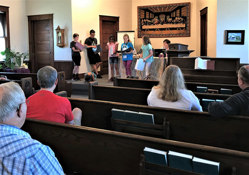 2018 Young Friends Readers Theatre