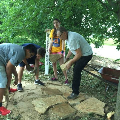 2017 Building Heartland's Path of Testimonies