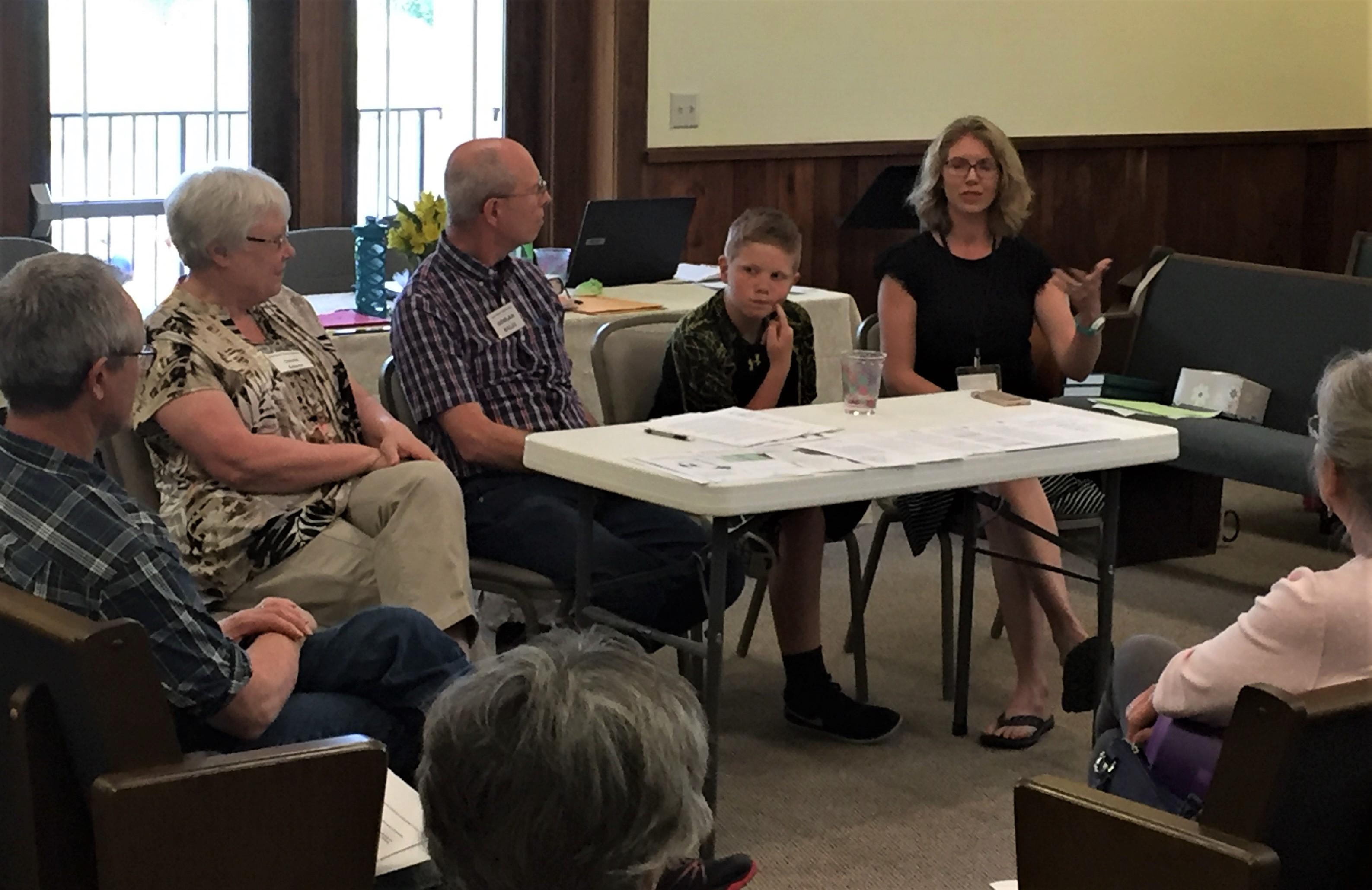 2017 FCNL Panel