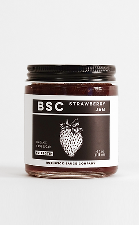 Strawberry Jam 4oz