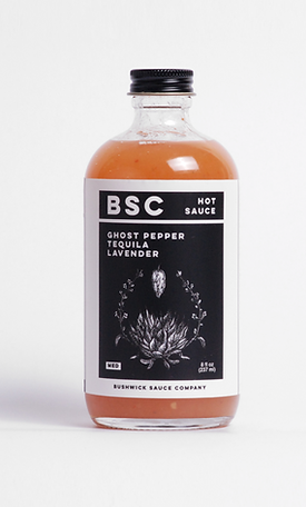 Ghost Pepper Tequila Lavender (8oz)