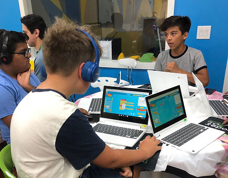 Coding Labs for Kids in Austin TX