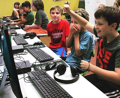 Coding Classes for Kids in Austin TX