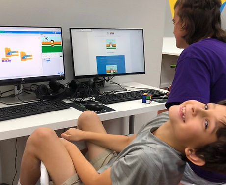 Coding Lessons in Austin TX