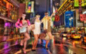 Cabaret Moulin i New York