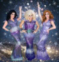 Cabaret Moulin purple 2
