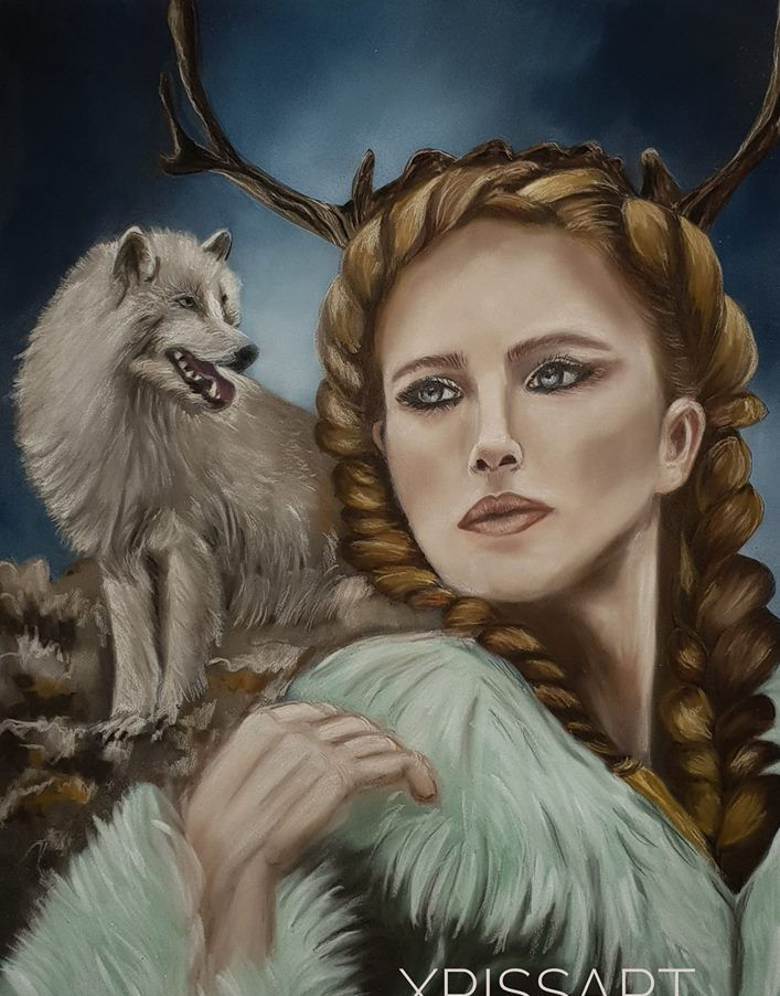 Althea Earth Queen of Clubs