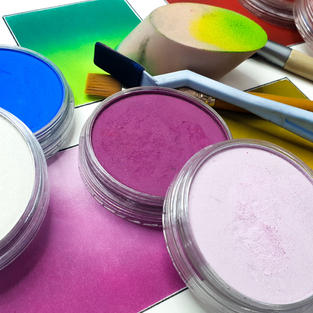 5 Ways to Blend with PanPastels