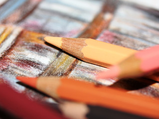 Colour Pencil Workshop on the Central Coast in NSW