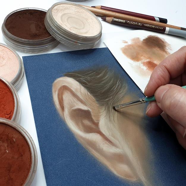 5 Senses - Ear Study