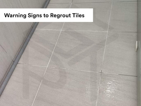 5 Red Flags You Must Never Ignore to Regrout Your Tiles