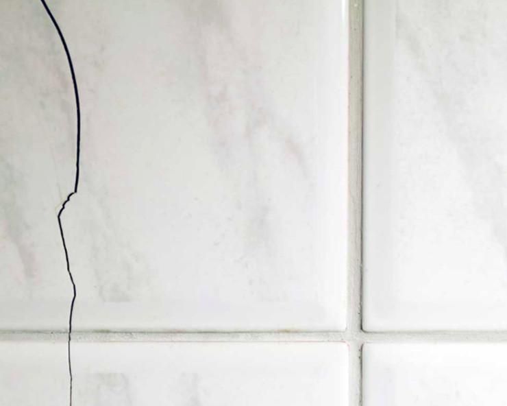grouting expert needed for broken tile