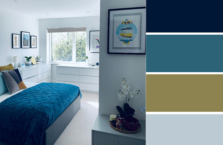 Neutral colours for Bedroom