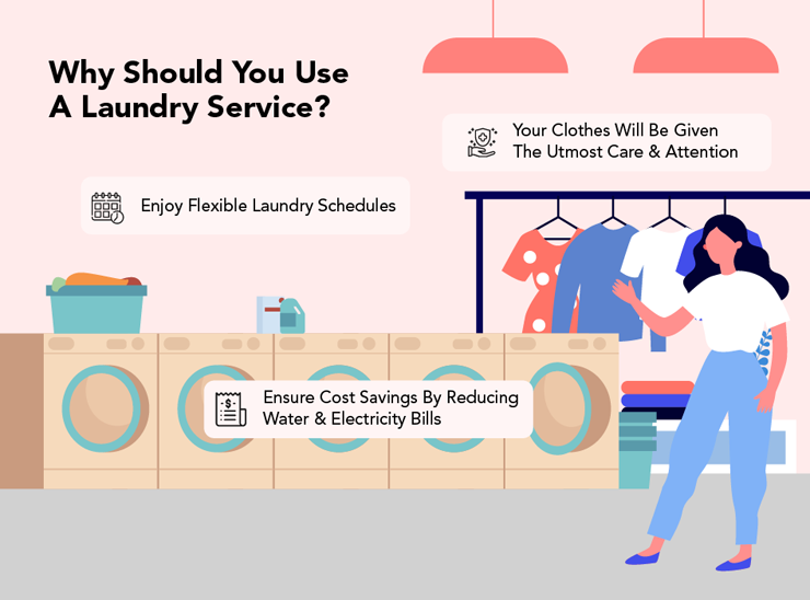 use laundry services in Singapore