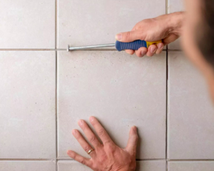 grouting application
