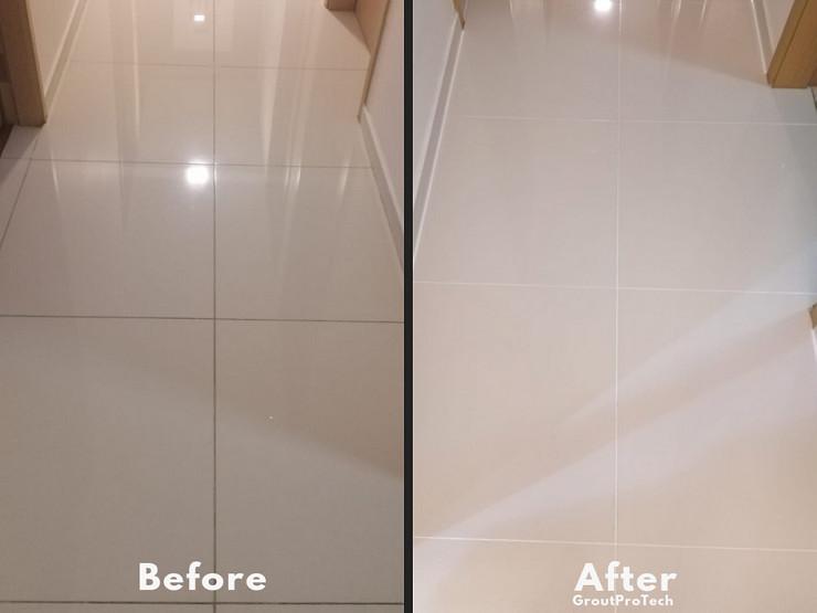 When Should You Regrout Your Floor Tiles?