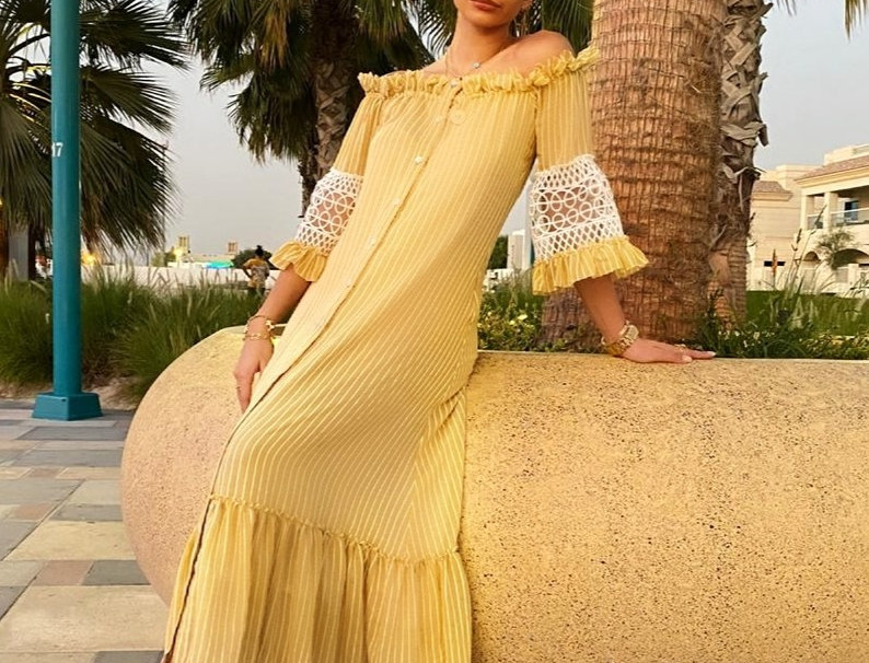Emma sun dress