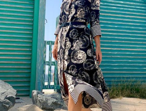 AMELIA SHIRT DRESS