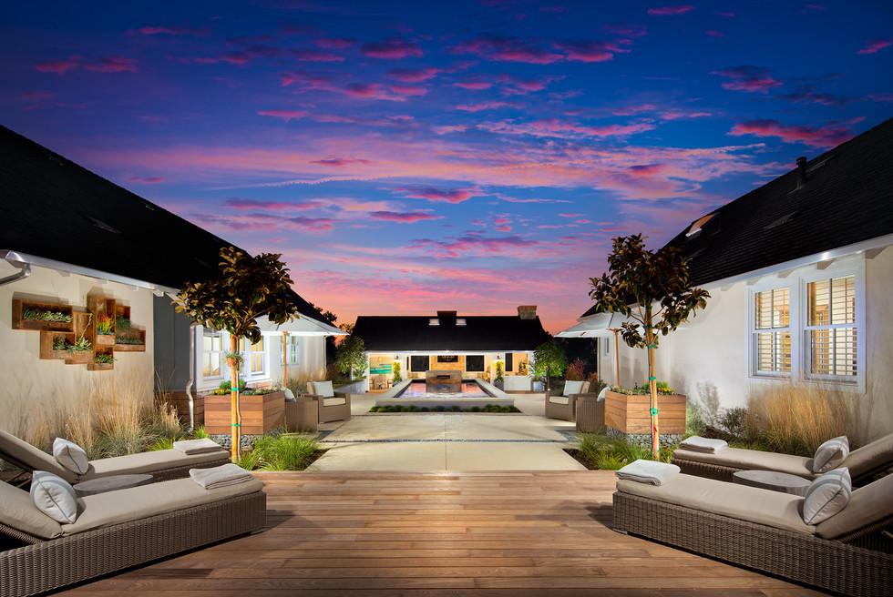 1503-05_Rear--dusk_Courtyard_MainHouse_E