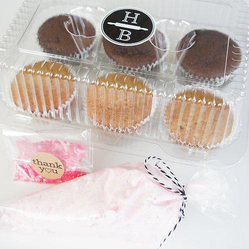 Be My Valentine Cupcake Decorating Kit