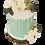 Thumbnail: Macaron Floral Dessert Cake
