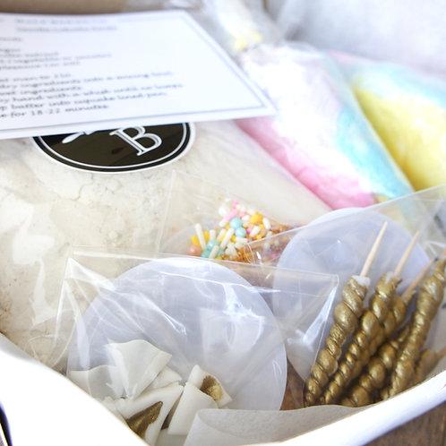 Unicorn Cupcake Baking & Decorating Kit