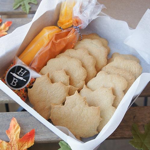 Autumn Cookie Decorating Kit