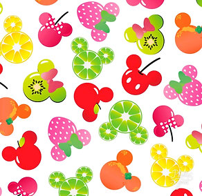 Disney Fruit (Over the Collar)t