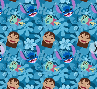 Lilo & Stitch Emoji (Over the Collar)