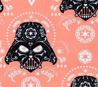 Darth Vader (Peach) (Over the Collar)