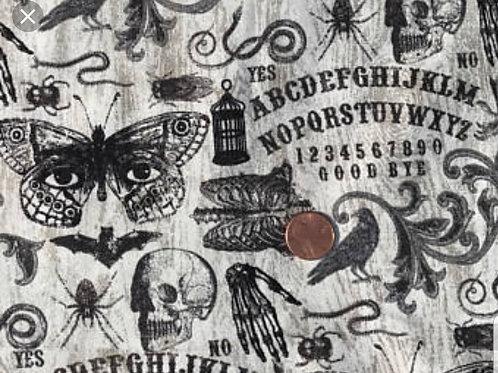 Ouija Board (Over the Collar)