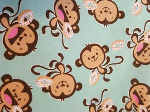 Monkey Donuts (Over the Collar)